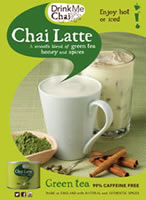 Chai Latte Green tea 1kg