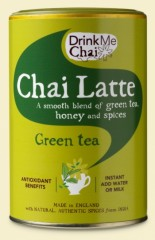 Chai latte Green tea 220g